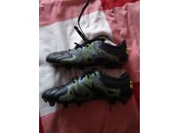 Brand new football boots never been used. Adidas size 8