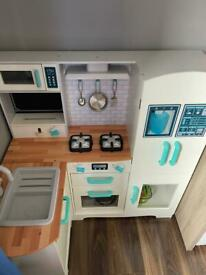 Chad Valley Deluxe Wooden Kitchen