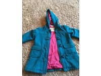 Marks and Spencer duffle coat age 2-3