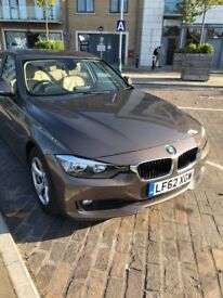 BMW 320d. Perfect condition inside and out. Has RAC platinum warranty for next 2 years. MOT sept 18