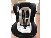 Mothercare car seat - birth to 18kg