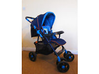 MOTHER CHOICE BUGGY. ALMOST BRAND NEW