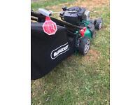 Qualcast self propelled petrol Lawnmower
