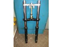 zx6r g model forks inc yokes , bargain £60ono