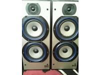 B&W DM220 SPEAKERS