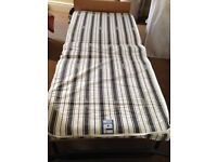 Jay-Be Venus Single Folding Guest Bed with Dual Density Airflow Mattress & Cover