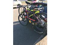Mountain bikes & gear SWAP FOR A VAN