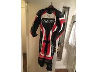 Men's RST tractech leathers