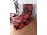 Chair sofa lounger and stool table