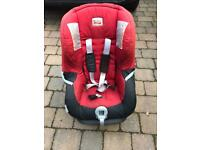 Britax toddler car seat