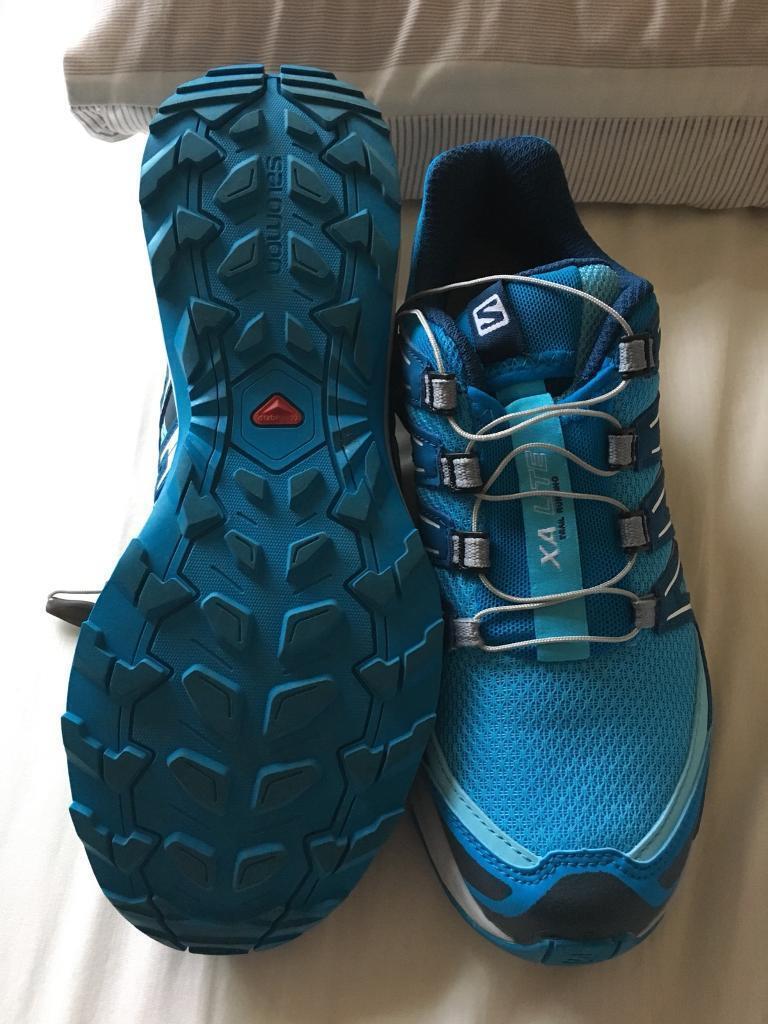 Salomon XA Lite W trail shoes size 6  f3e986be081