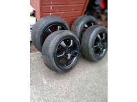15 inch alloy wheels
