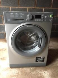 Hotpoint smart tech washing machine.