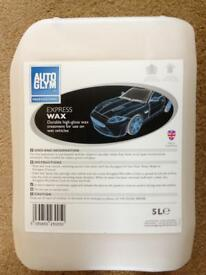 Autoglym trade 5 litres express wax