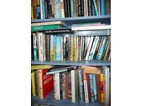 Collection of 754 Books, many First Editions, mostly vintage sci-fi, crime, fantasy, but all genres.