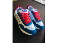 Diesel boy shoes size 4