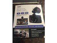Car dash cam camera audio and HD video 1080p