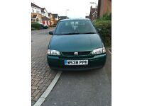 Seat Arosa perfect run around or first car