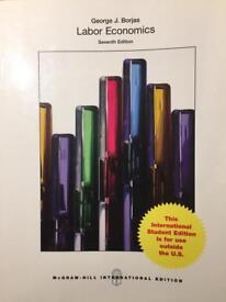 Labor Economics, George J. Borjas, Seventh Edition