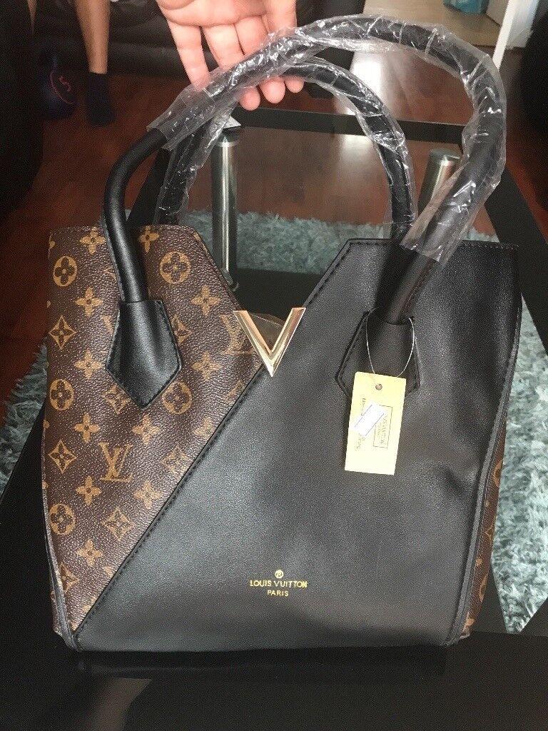 5293c775aecd Black Brown Louis Vuitton Bag
