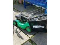 3.5hp push type motor mower