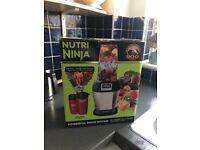 NEW UN OPENED NUTRIBULLET BLENDER/JUICER