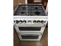 Gas cooker ( 4 burners 2 oven 1 grill)
