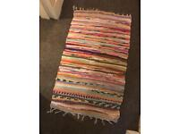 Small Indian rug