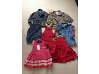 Girl's clothes bundle 12-18 month Zara,Monsoon Next