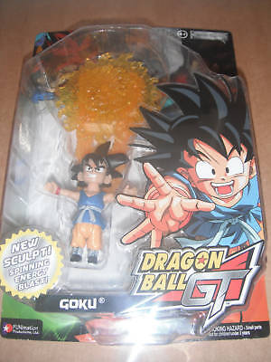 """Dragon Ball GT Action Figure: Goku 5"""" - Series 4 for sale  Shipping to India"""