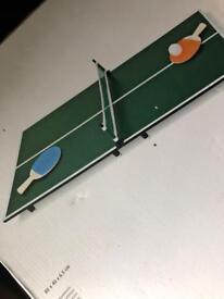 Kid table tennis