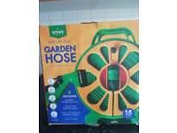 Garden hose 15m