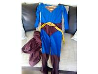 Superman costume kids