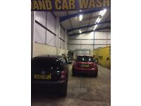 CAR wash in Luton, LAST CALL £6000 must go today.