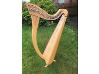 Camac Harp