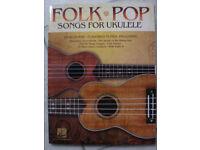 Folk and Pop Songs for Ukulele