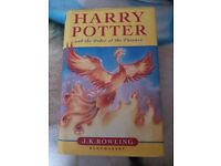 Harry Potter and the Order of the Phoenix J.K.Rowling