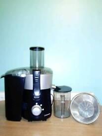 Cookworks Fruits and vegetables Juicer
