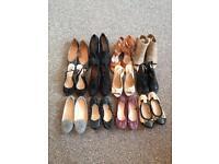 Various Ladies Branded Shoes (£2 per pair)