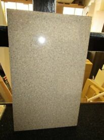 Off Cut Worktop Laminate 33mm GRANIT EFFECT 55cm x 34cm