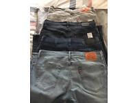 Levis Jeans 511's bundle