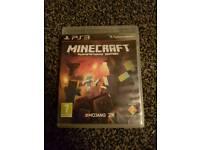 Mind Craft PlayStation 3 Game