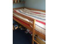 IKEA Pine Cabin Bed
