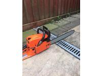 Petrol chainsaw 20 inch cut saw