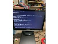 Hanns g 20 inch monitor good working order