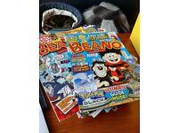 job lot of Beano magazines - around 50 fab Beano magazines