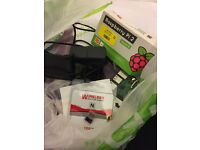 Raspberry pi 2 kit and wireless mixi USB adaptor