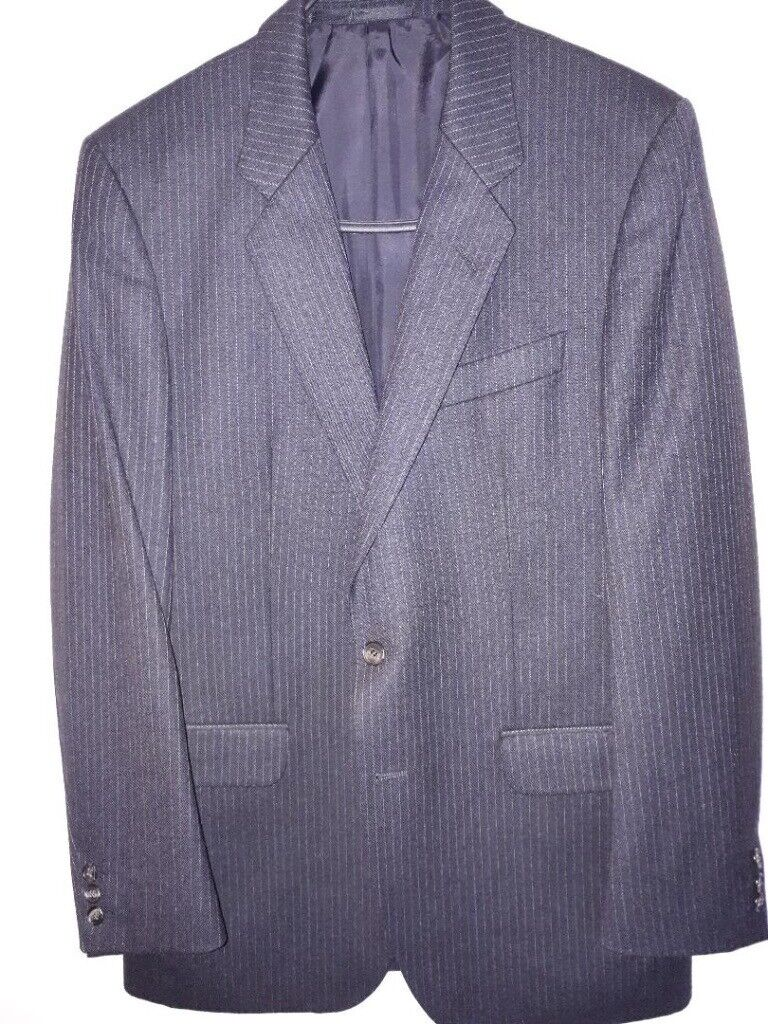 Mens wool suit, immaculate condition | in Clapham, London | Gumtree