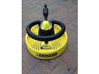 Karcher T550 patio / surface pressure cleaner