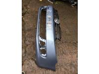Genuine. Vw Golf Mk6 front bumper 2011 can post grill